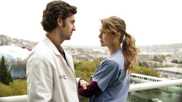 Dating lessons from grey anatomy