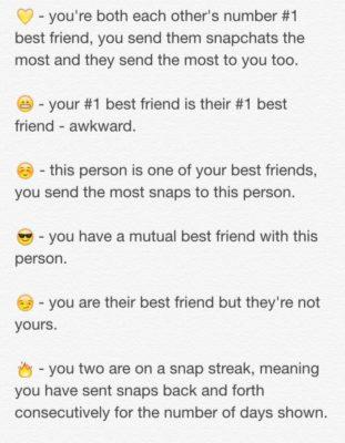 snapchat streak rules