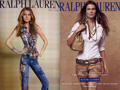 Ralph Lauren Photoshop Scandal