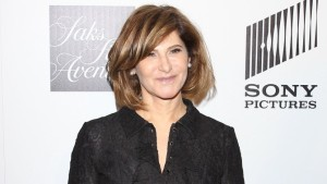 "BEVERLY HILLS, CA - MARCH 21: Amy Pascal attends ""An Evening"" benefiting The L.A. Gay & Lesbian Center at the Beverly Wilshire Four Seasons Hotel on March 21, 2013 in Beverly Hills, California. (Photo by JB Lacroix/WireImage)"