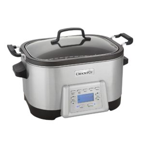 Crock-pot 6.0-quart 5-in-1 multi-cooker for $130 at crock-pot.com