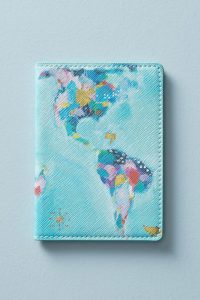 Map maker passport holder for $24 at anthropologie.com