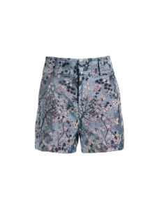 $265 Cady high waisted short from aliceandolivia.com