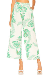 $68 J.O.A. printed wide leg pant from revolve.com