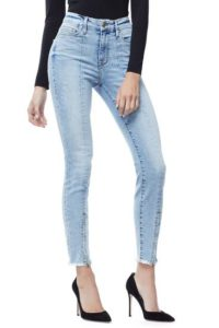 $169 good waist crop front zip from goodamerican.com