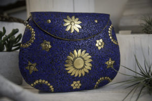 Valentine's day gift Midnight in Paris purse for $160 CAD from soukh.ca