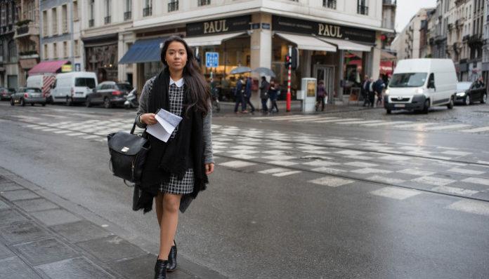 woman walking habits