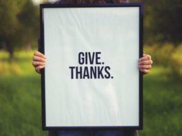 gratitude grateful thank you thanks