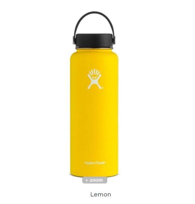 VSCO girl hydroflask