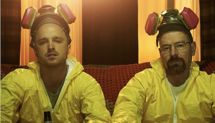 actors filming breaking bad
