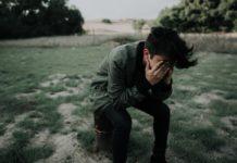 breakup cheated on sad boy