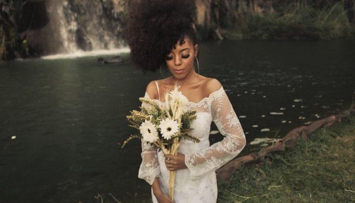 non-traditional bridal wedding looks