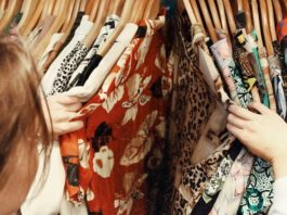 second-hand clothes