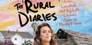 hilarie burton new book the rural diaries
