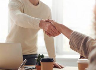 networking-hands