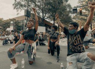 oppressed black lives matter