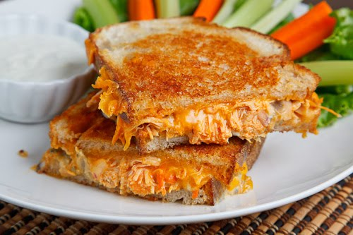 Buffalo Chicken Grilled Cheese Sandwich 500 4983
