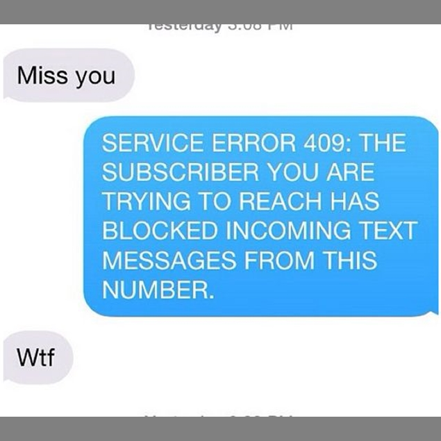 Going Back To Your Ex Is Like Quotes: 7 Texts From Exes That Will Literally Make You Cringe