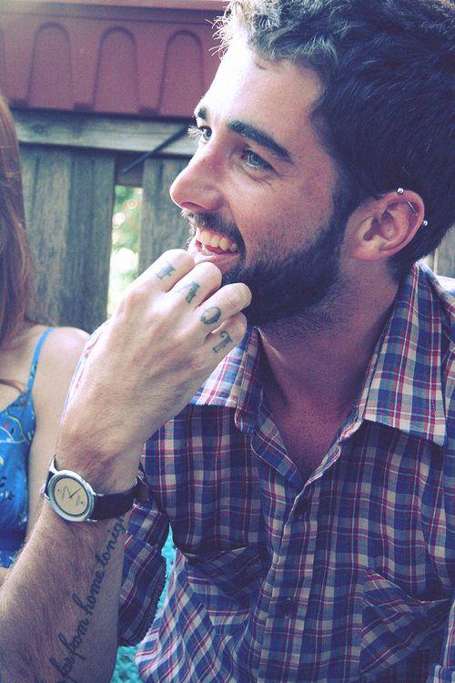 Guys ear piercing rules