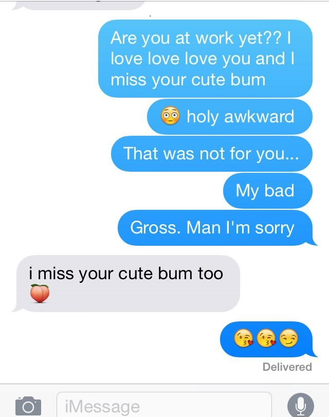 7 texts from exes that will literally make you cringe