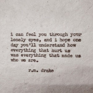everything that hurt